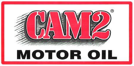 レーシングステッカー CAM2 ステッカー