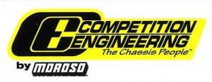 レーシングステッカー COMP ENGINEERING ステッカー