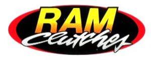レーシングステッカー RAM Clutches ステッカー