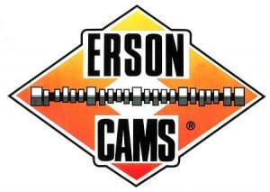 レーシングステッカー ERSON CAMS (L) ステッカー