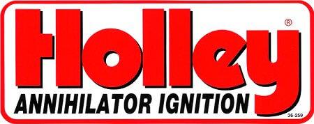 レーシングステッカー Holley / IGNITION ステッカー