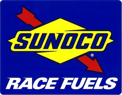 SUNOCO レーシングステッカー