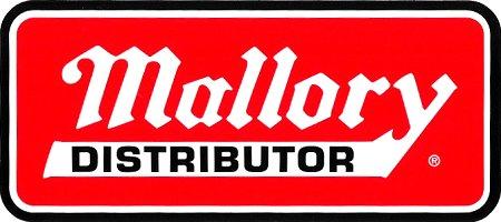 レーシングステッカー Mallory (L) ステッカー
