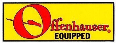 レーシングステッカー Offenhauser ステッカー