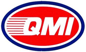 レーシングステッカー QMI (L) ステッカー