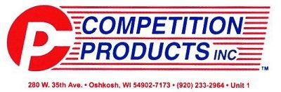 レーシングステッカー COMP PRODUCTS ステッカー