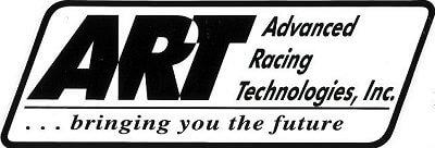 レーシングステッカー Advanced Racing Tech ステッカー