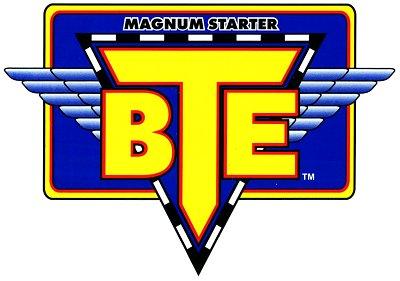 レーシングステッカー BTE / TC ステッカー