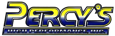 レーシングステッカー PERCY'S デカール