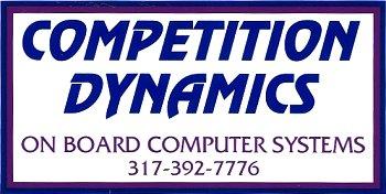 レーシングステッカー COMP DYNAMICS ステッカー