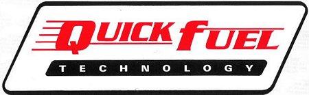 レーシングステッカー QUICK FUEL ステッカー