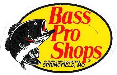 Bass Pro Shops (L) ステッカー