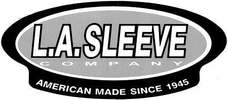 レーシングステッカー L.A.SLEEVE ステッカー