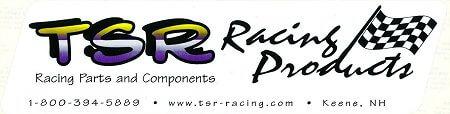 レーシングステッカー TSR ステッカー