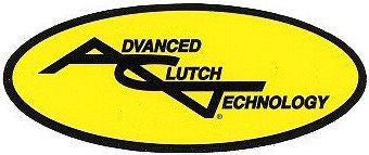 レーシングステッカー ADVANCED CLUTCH (L) ステッカー