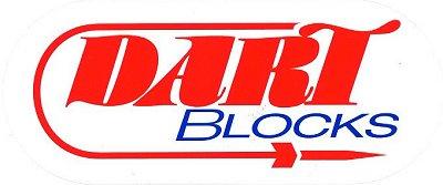 レーシングステッカー DART / BLOCKS ステッカー