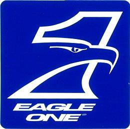 レーシングステッカー EAGLE ONE ステッカー
