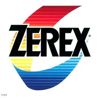 zerex ステッカー
