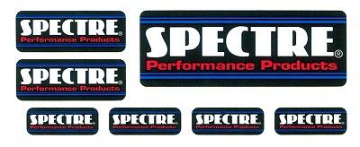 レーシングステッカー SPECTRE / 7枚セット ステッカー