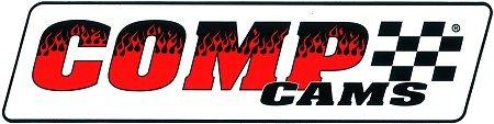 レーシングステッカー COMP CAMS / Flames ステッカー