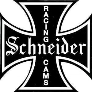 レーシングステッカー Schneider Cams (L) ステッカー