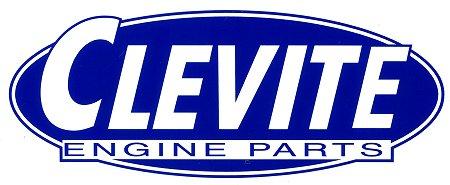 レーシングステッカー CLEVITE ステッカー