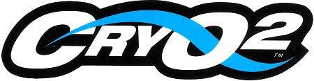 レーシングステッカー CryO2 / DEI ステッカー