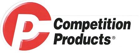 レーシングステッカー COMP PRODUCTS (L) ステッカー
