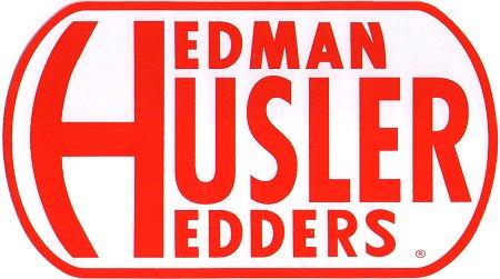 レーシングステッカー HUSLER HEDDERS ステッカー