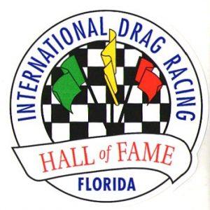 レーシングステッカー IDR FLORIDA ステッカー