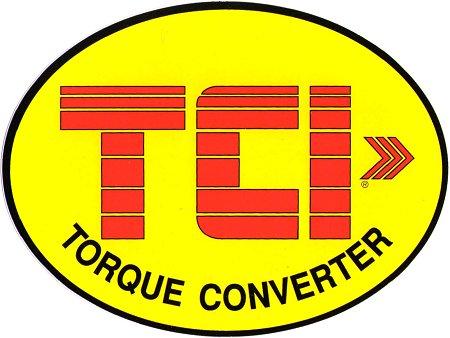 レーシングステッカー TCI / TC ステッカー
