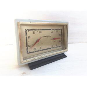 温度・湿度計 エアガイド社 ヴィンテージ 1950's