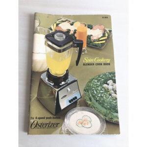 オスタライザー レシピ本 クックブック 1960's