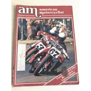American Motorcyclist ヴィンテージ雑誌