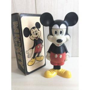 AVON ミッキーマウス バブルバスボトル  箱付・未使用 ヴィンテージ