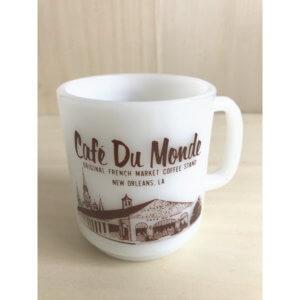 グラスベイク マグカップ Cafe Du Monde