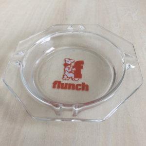 Flunch ヴィンテージ 灰皿 アシュトレイ