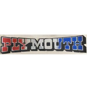PLYMOUTH / Prism ステッカー