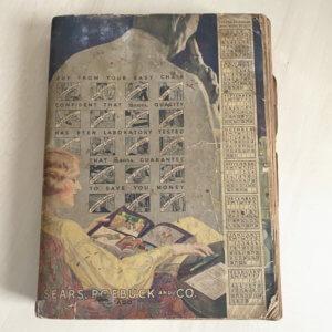 1930's シアーズ 通販カタログ