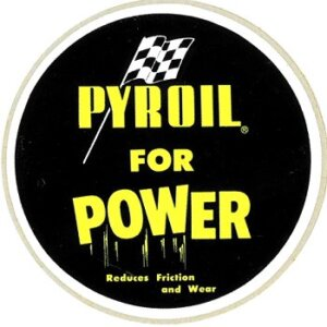 PYROIL FOR POWER