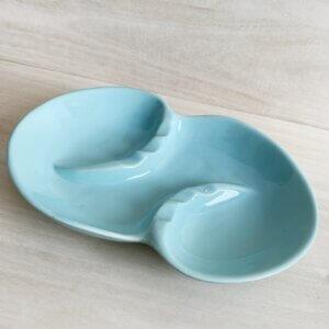 ヴィンテージ アシュトレイ / カリフォルニア陶器