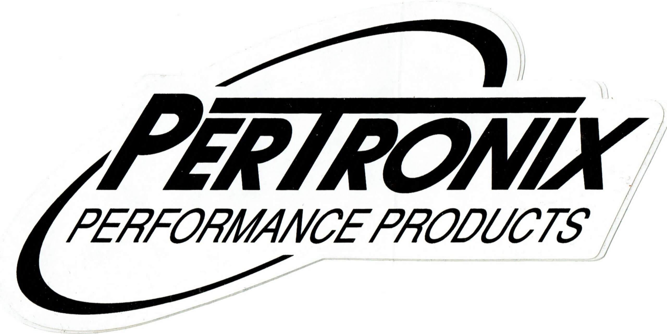 PERTRONIX ステッカー