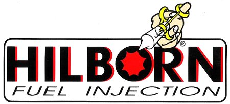 HILBORN レーシングステッカー